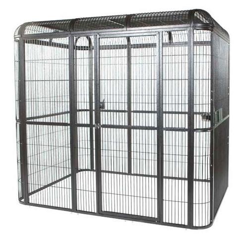 "Walk In Aviary Bird Cage 85 "" x 61"" x 79"""