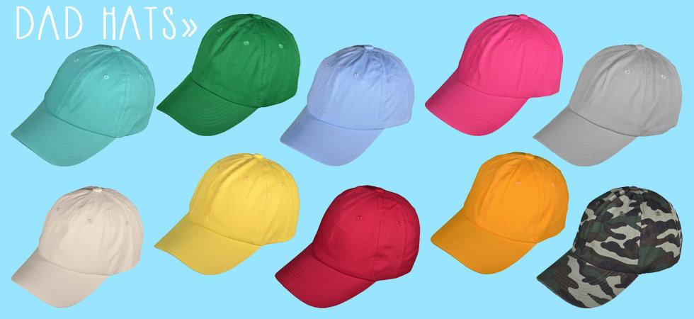 Wholesale Dad Hats Sale