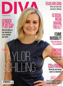 DIVA Magazine July 2016