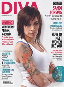 DIVA Magazine October 2013