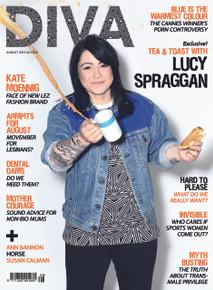 DIVA Magazine August 2013