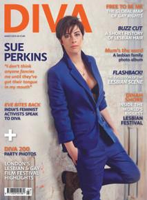 DIVA Magazine March 2013