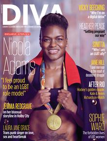 DIVA Magazine November 2016