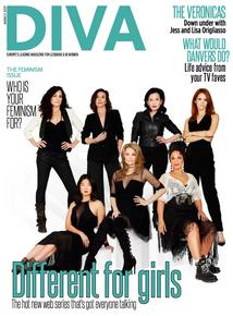 DIVA Magazine March 2017