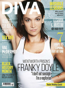 DIVA Magazine October 2014