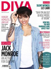 DIVA Magazine March 2014