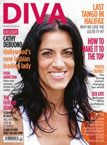 DIVA Magazine January 2014