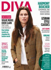 DIVA Magazine December 2013
