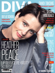 DIVA Magazine September 2015
