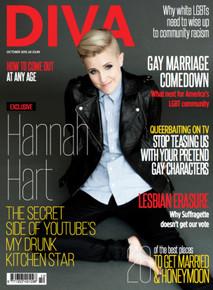 DIVA Magazine October 2015