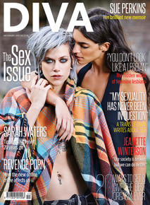 DIVA Magazine November 2015