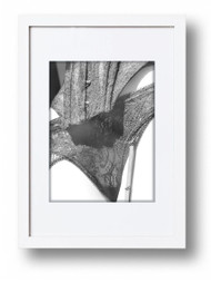 "Art Print, ""Shades of Black"", Natalie Burlutskaya. Shade #5"