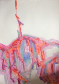 "Painting, ""Gaudi #3"", KUBI, 2014"