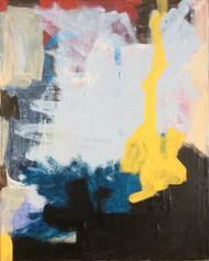 """Painting, """"Grey matter"""", KUBI, 2014"""