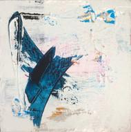 "Painting, ""Indigo"", KUBI, 2014"