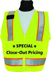 Seco Class 2 Safety Vest
