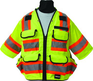 Class 3 Safety Vest - 8365 front