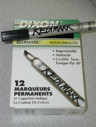 Dixon Redimark - Black