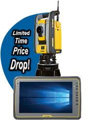 Robotic Total Station - RTS873 w/Kenai Tablet - Promotional Price