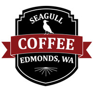 Seagull Coffee Edmonds, WA sticker