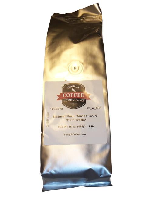 Seagull Coffee Peru