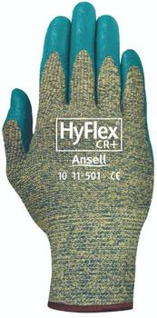 Ansell HyFlex CR+ Gloves: 11-501-9