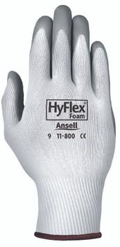 Hyflex Foam Gloves: 11-800-8