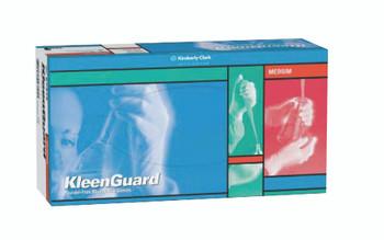 KleenGuard G10 Blue Nitrile Gloves (Large): 57373