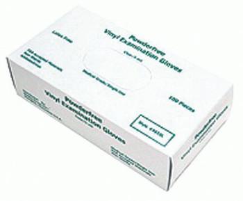 Disposable Vinyl/Latex Gloves (Medium): 5010M