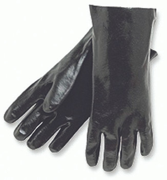 Economy Dipped PVC Gloves: 6212R