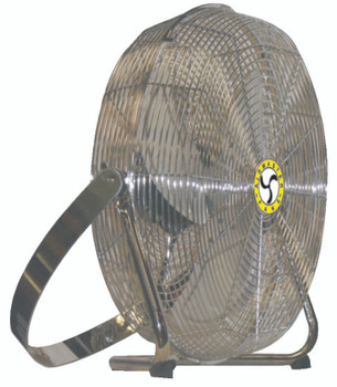 Airmaster High Velocity Low Stand Fans (18 in.): 78984