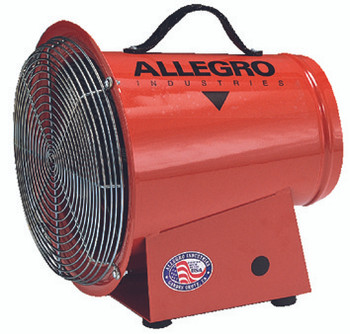 DC Axial Blowers (8 in.): 9506