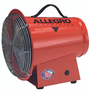 AC Axial Blowers (8 in.): 9513
