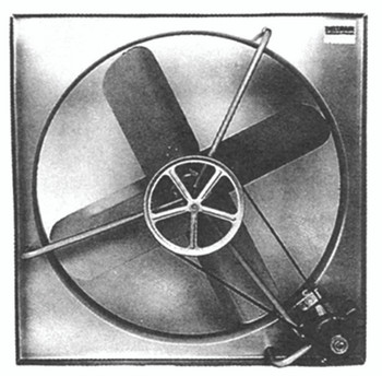 Belt-Drive Exhaust Fans (48 in.): CE-48B
