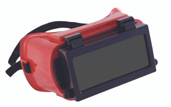 Plate Goggles (Green Lens): AB-G220-5