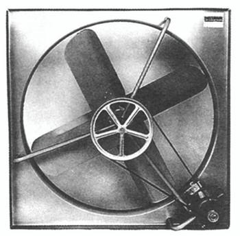 Belt-Drive Exhaust Fans (30 in.): CE30-B