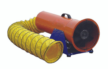 Electric Powered Axial Blowers (27 in.): CSB-8AE-MC