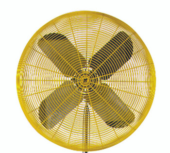 Assembled Circulator Fan Heads (30 in.): HDH30