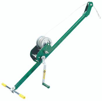 Hand Crank Wire Pullers (200 ft.): 766