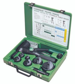 Quick Draw Hydraulic Punch Kits: 7906SB