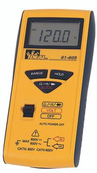 600 Series Pocket Meters: 61-605