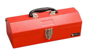 Portable Toolbox (Red or Black)