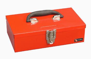 Portable Metal Toolbox