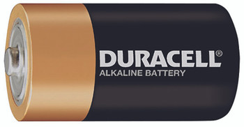 Duracell Alkaline Batteries (D): MN1300B2Z
