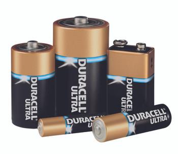 Duracell Advanced Ultra Batteries(AA): MX1500BKD