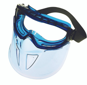 Monogoggle XTR & The Shield (Blue with Clear Lens): 3010343