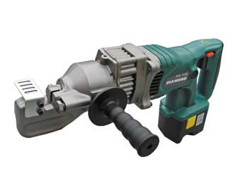 Benner Nawman Cordless Battery Operated Rebar Cutter - 5/8 Inch (#5): DCC-1618