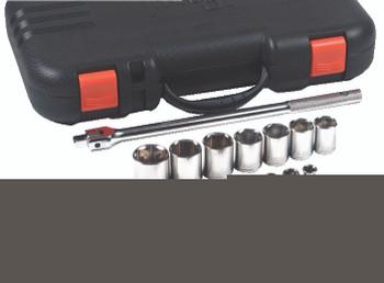 17 Pc. Standard Socket Sets: 07-866
