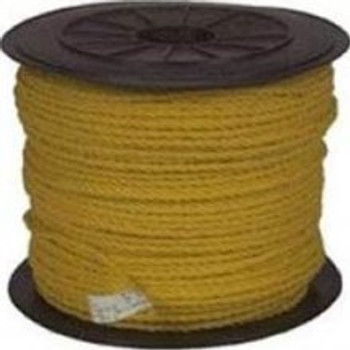 Polypropylene Ropes (1/4 in. X 1200 ft.): 90050