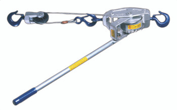 Cable Ratchet Hoist-Winches: 4000-20SH